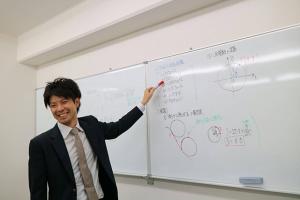 上本町校 数学の授業風景